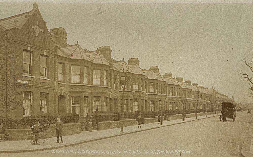 Cornwallis-Road