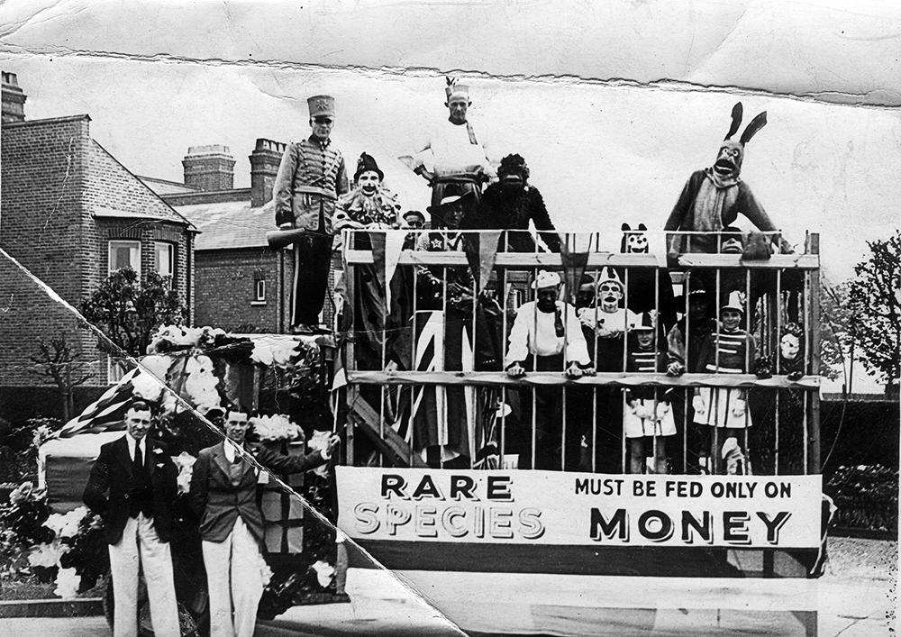 carnival edward road 1950