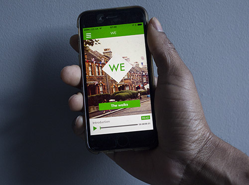 New walking tour app for Walthamstow & Leyton