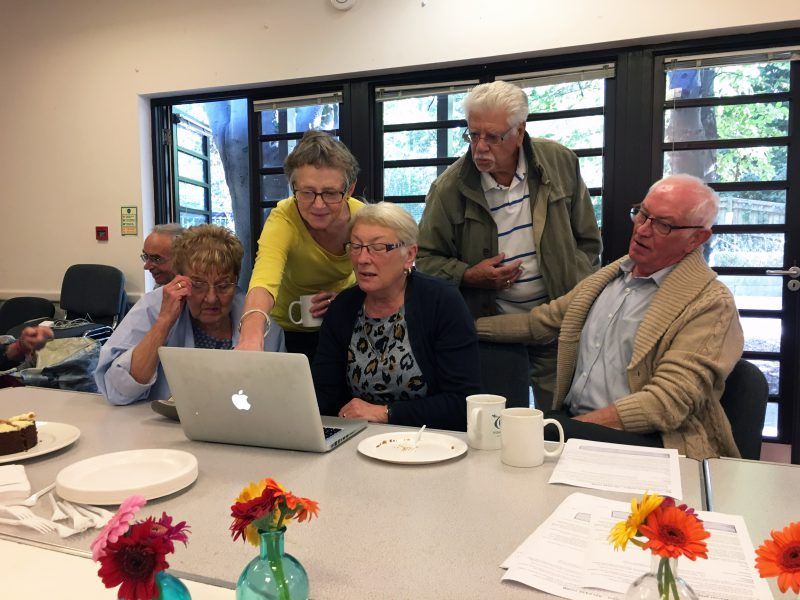 Drop in session at Vestry House Museum